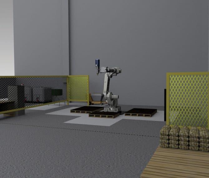 3D Printing Robots
