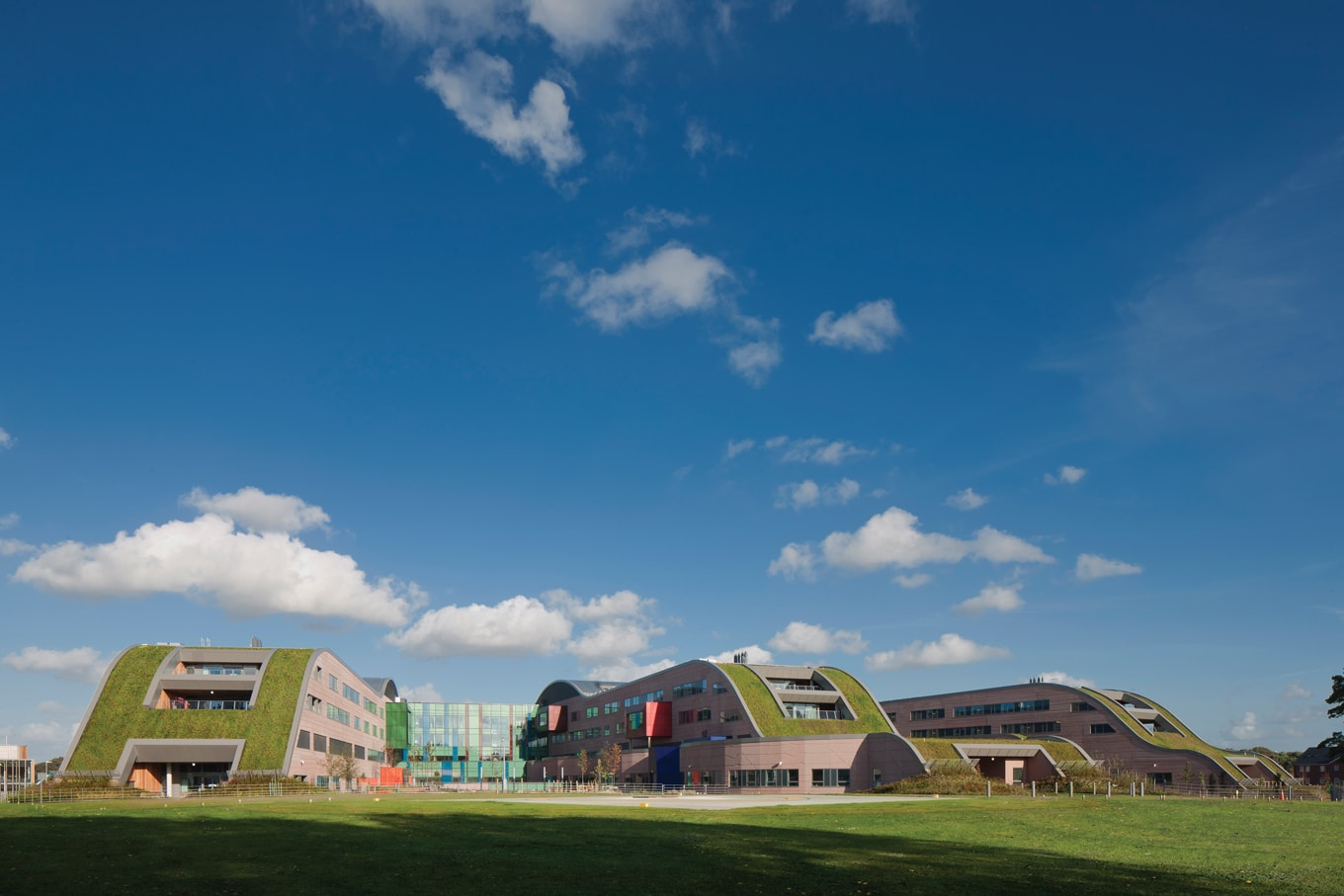 Alder Hey Children's Hospital, trailblazing health park