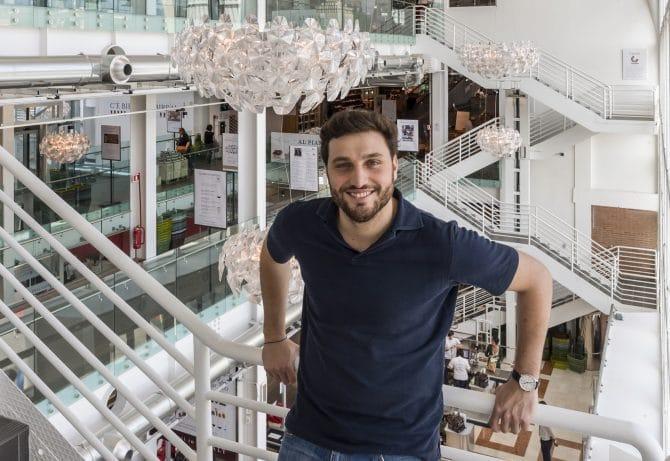 Nicola Farinetti, CEO, Eataly