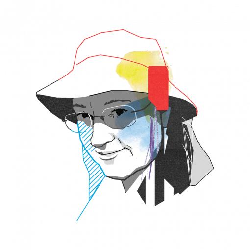 Illustration of Susan Krumdieck