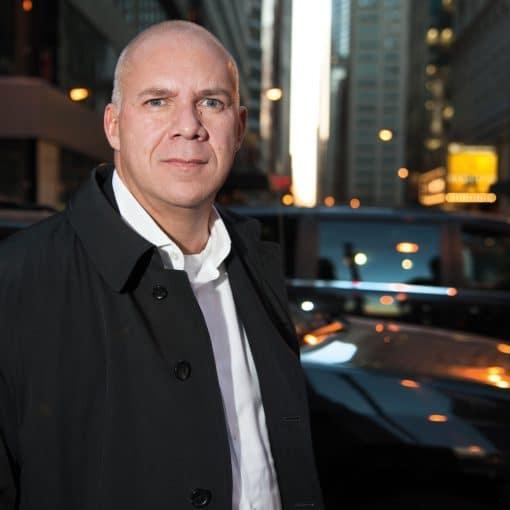 Gordon Gill in Chicago