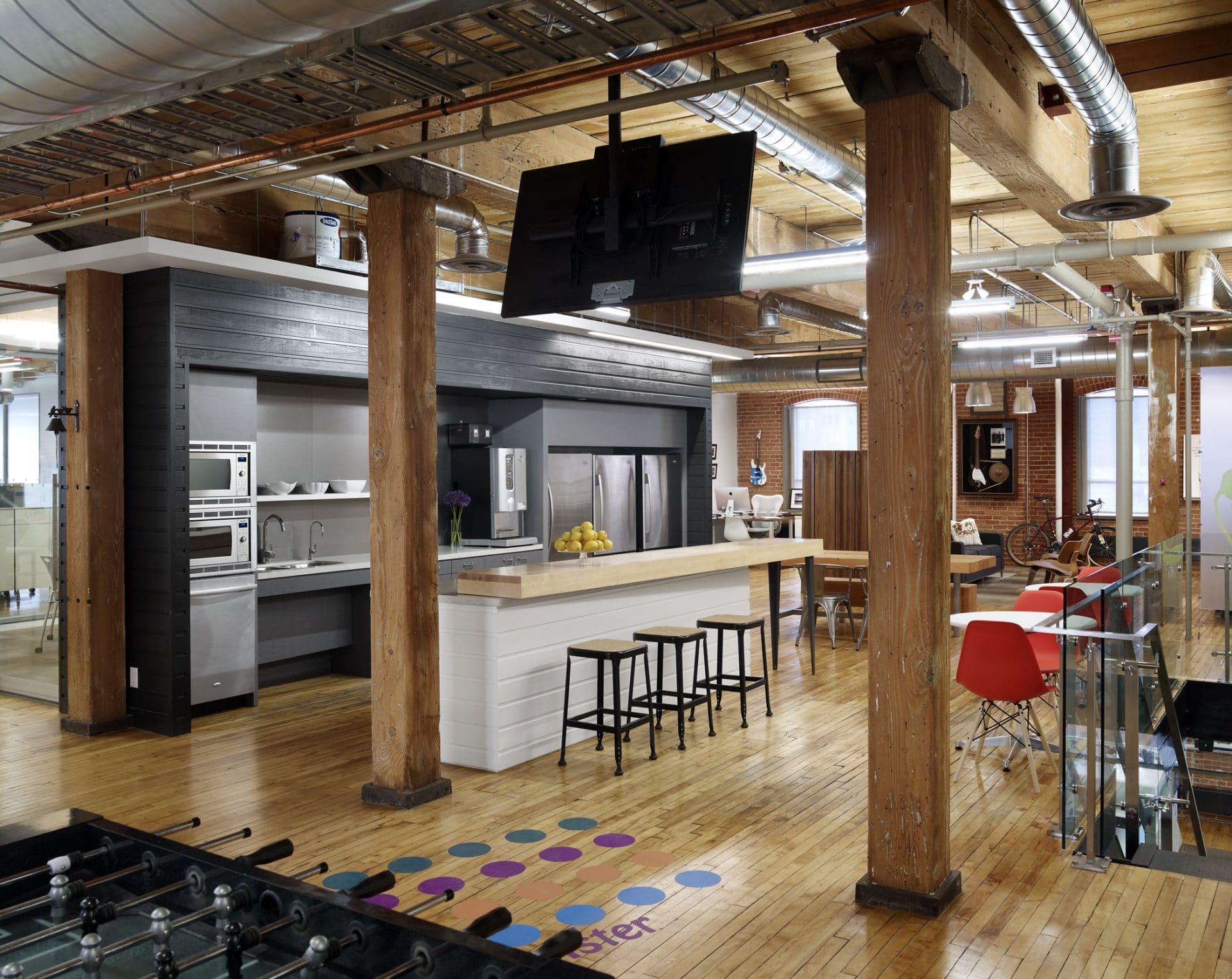 AOL Offices, Toronto