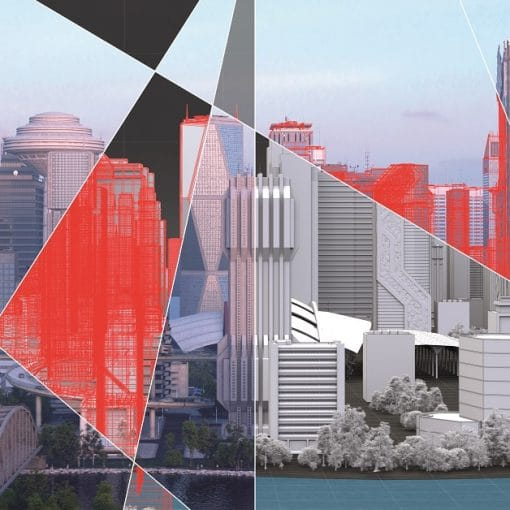 city collage- bim