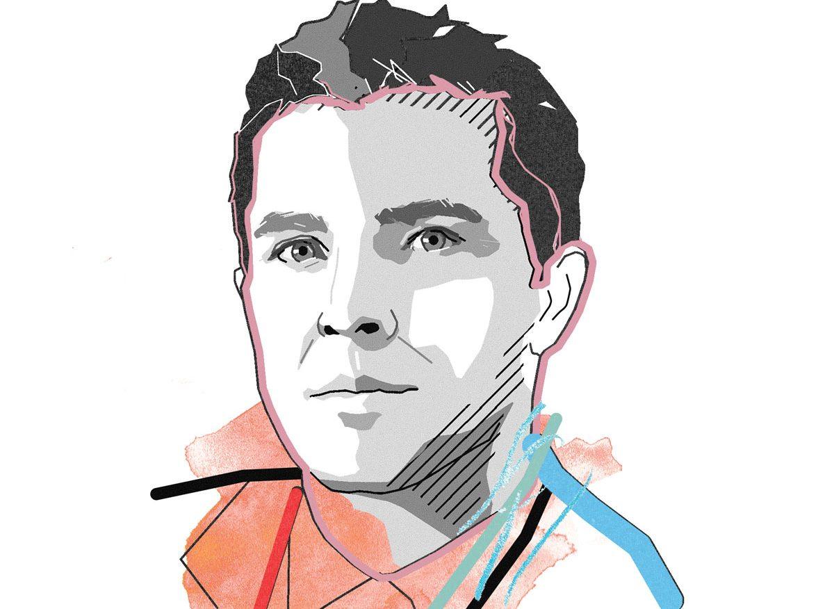 illustration of Robbie Epsom - WSP