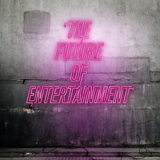 the future of entertainment in neon lighting