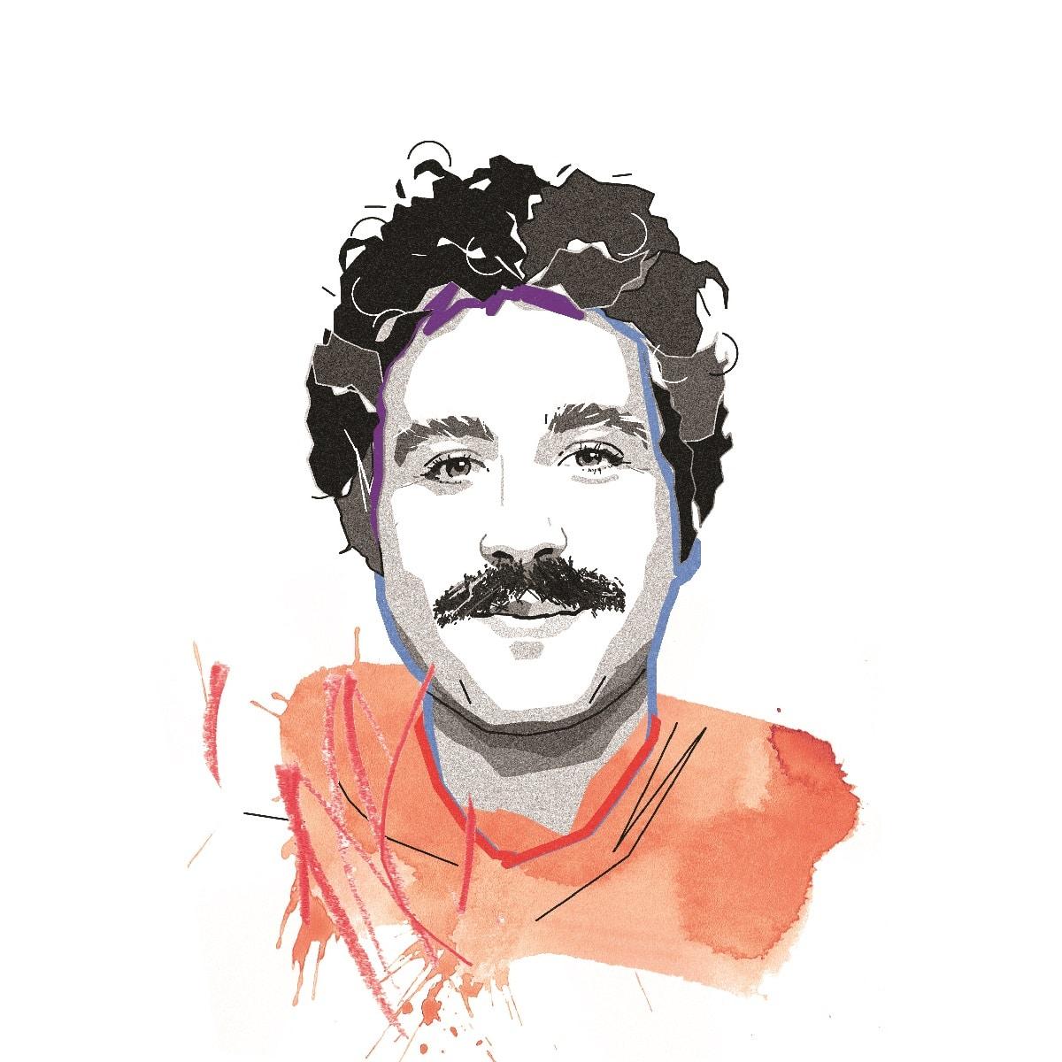 illustration of Ross Atkin is director of Ross Atkin Associates
